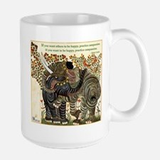 Compassion #1 Large Mug