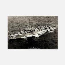 USS RENSHAW Rectangle Magnet