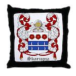 Skarzyna Coat of Arms Throw Pillow