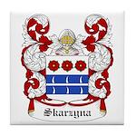 Skarzyna Coat of Arms Tile Coaster