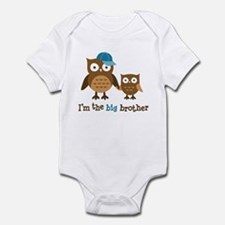 Big Brother - Mod Owl Infant Bodysuit
