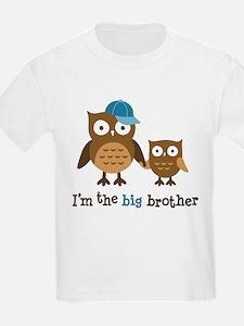 Big Brother - Mod Owl T-Shirt