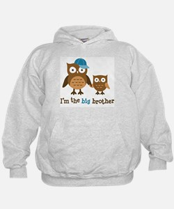 Big Brother - Mod Owl Hoodie