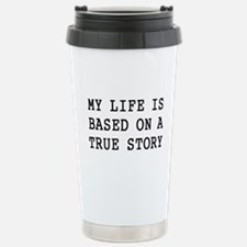 My Life Stainless Steel Travel Mug