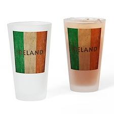 Vintage Ireland Drinking Glass