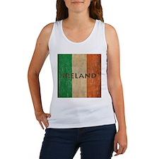 Vintage Ireland Women's Tank Top