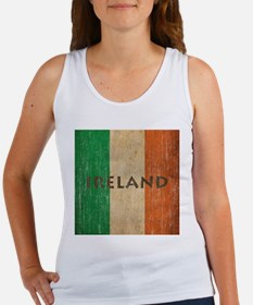 Vintage Ireland Women's Tank Top