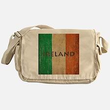 Vintage Ireland Messenger Bag