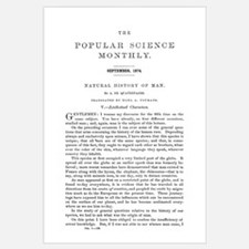Popular Science Cover, September 1874