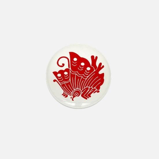 Ageha-cho Mini Button
