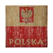 Vintage Polska Queen Duvet