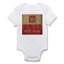 Vintage Polska Infant Bodysuit