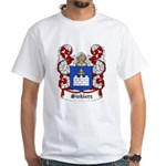 Siekierz Coat of Arms White T-Shirt