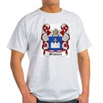 Siekierz Coat of Arms Ash Grey T-Shirt