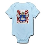 Siekierz Coat of Arms Infant Creeper