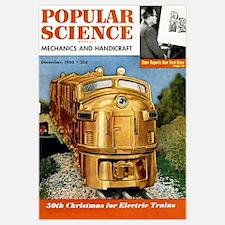 Popular Science Cover, December 1950