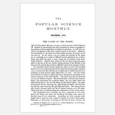 Popular Science Cover, December 1874