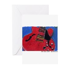 Gibson Classic Guitar Greeting Cards (Pk of 10