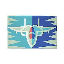 Jet17 Rectangle Magnet