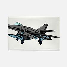 Jet18 Rectangle Magnet (100 pack)