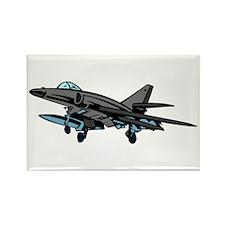Jet18 Rectangle Magnet