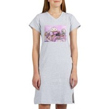 Sighthounds slumber party Women's Nightshirt