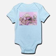 Sighthounds slumber party Infant Bodysuit