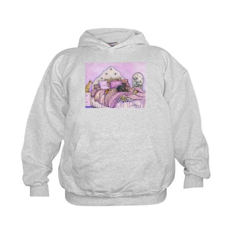 Sighthounds slumber party Kids Hoodie