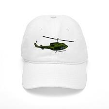 Helicopter4 Baseball Cap