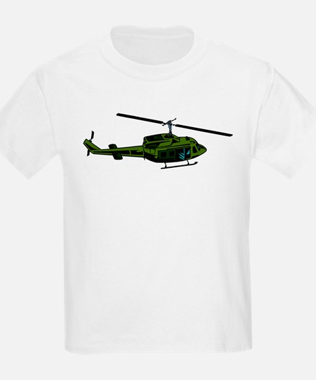 Helicopter4 Kids T-Shirt