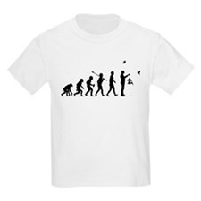 Bird Feeding T-Shirt
