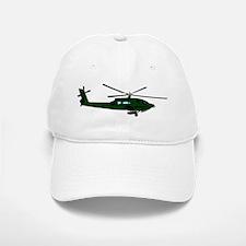 Helicopter5 Baseball Baseball Cap