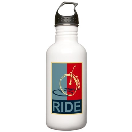 Obamaride Stainless Water Bottle 1.0L