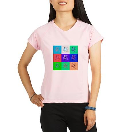 If Warhol Had A Ride Performance Dry T-Shirt