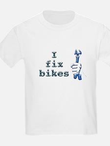 I Fix Bikes T-Shirt