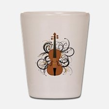 Violin Shot Glass