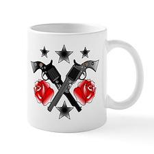 Roses Guns Mug