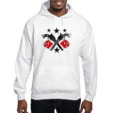 Roses Guns Hoodie