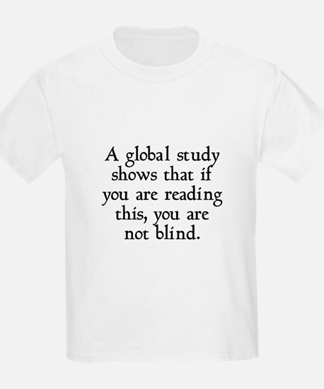 Global Study Shows T-Shirt