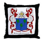 Rubach-Pluskowenski Throw Pillow