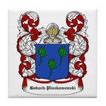 Rubach-Pluskowenski Tile Coaster