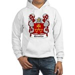 Rozmiar Coat of Arms Hooded Sweatshirt