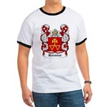Rozmiar Coat of Arms Ringer T