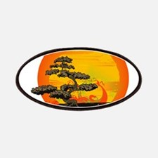 Sunset Bonsai Patches