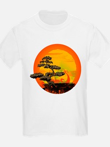 Sunset Bonsai T-Shirt