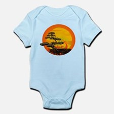 Sunset Bonsai Infant Bodysuit