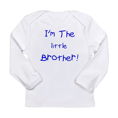 Im Little Brother Long Sleeve Infant T-Shirt