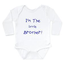 Im Little Brother Onesie Romper Suit
