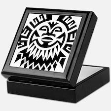 Mayan Keepsake Box