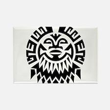Mayan Rectangle Magnet